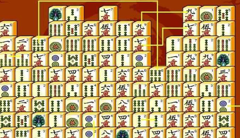 Mahjong Connect Flash
